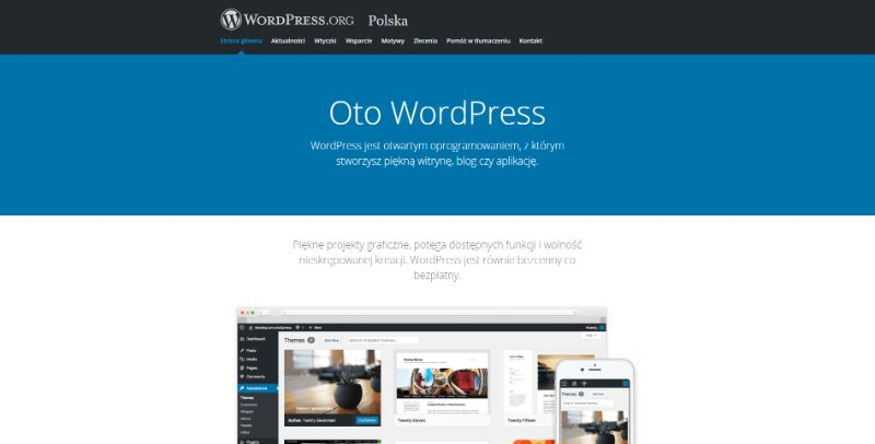 plaftorma wordpress
